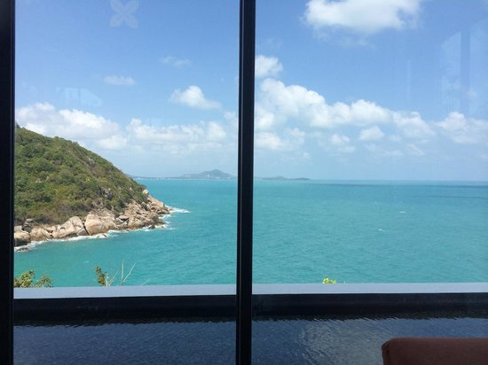 Banyan Tree Samui : View from Lobby