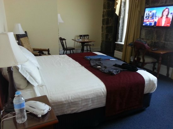 Quality Hotel Bentinck: Room 23 - 2nd floor