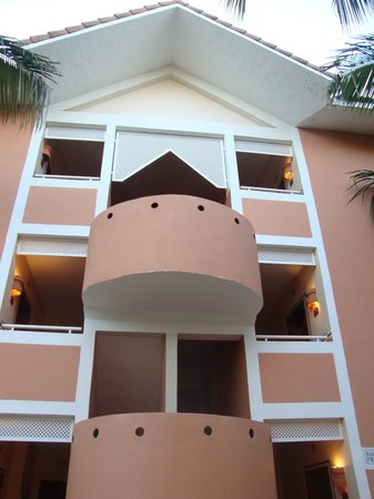 Grand Bahia Principe Bavaro : our building