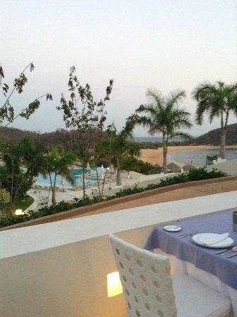 Secrets Huatulco Resort & Spa: Oceana view