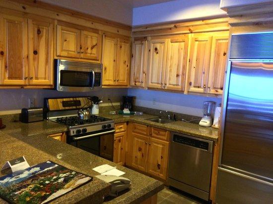 Mountain Lodge Telluride: Kitchen
