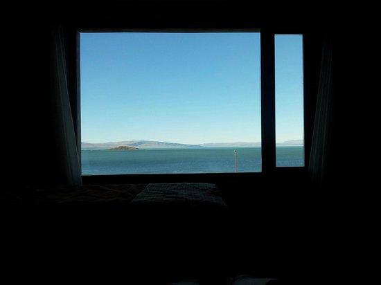 Xelena Hotel & Suites: vista desde la ventana del cuarto