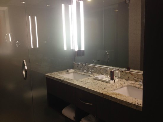 ARIA Resort & Casino: Great bathroom