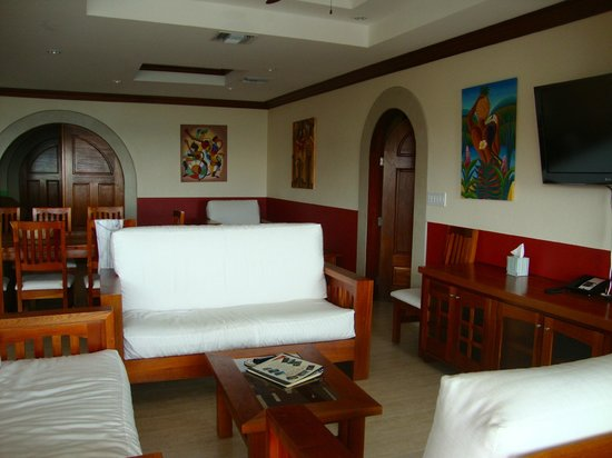 Grand Caribe Belize Resort and Condominiums: Great place to hang out