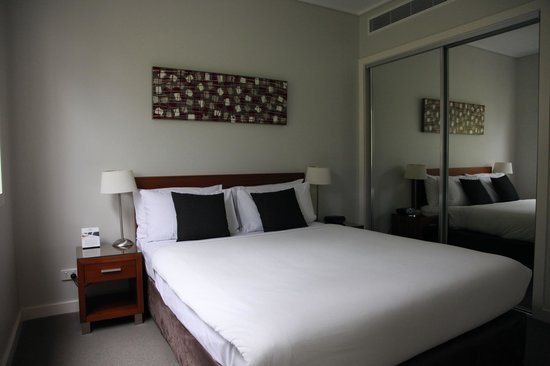 Silverwater Resort : Bedroom