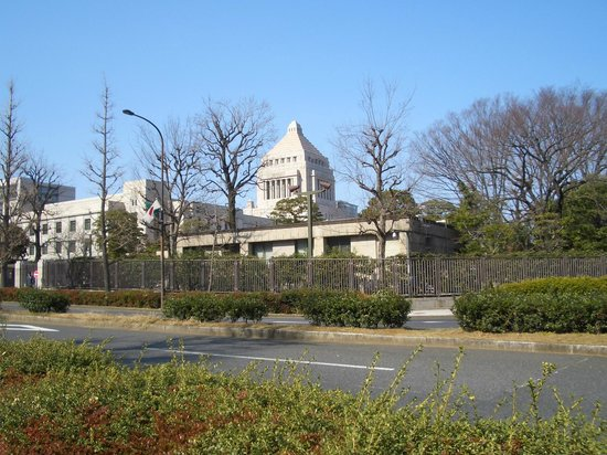 National Diet Building: 国会議事堂