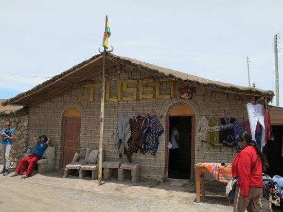 Salar de Uyuni: Museo