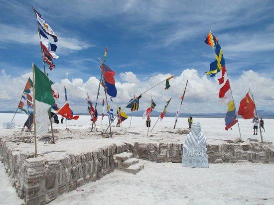 Salar de Uyuni: Zona Hotel de Sal