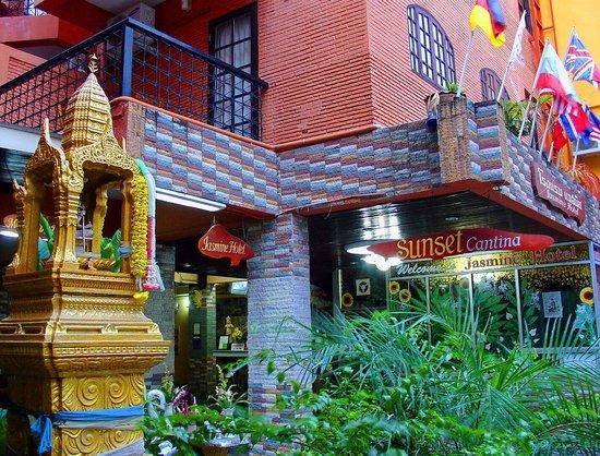 Jasmine Hotel Pattaya: Reception Jasmine Hotel