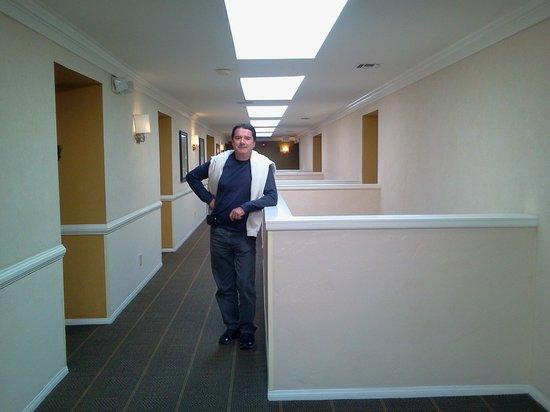 The Morgan at San Simeon - A Broughton Hotel : Interiores del Hotel