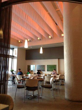 Pura Vida by Brandt: view of the restaurant