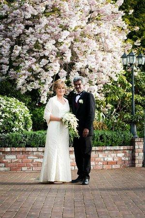 Hinton's Restaurant: Spring wedding