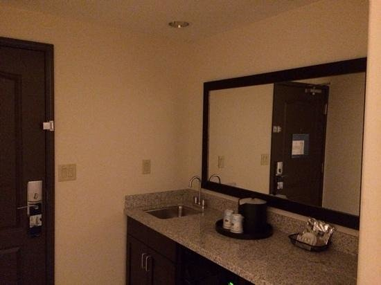 Hampton Inn & Suites Albuquerque North/I-25: Entry way