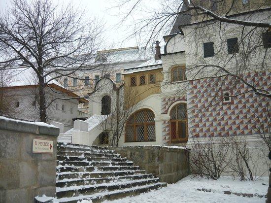Chambers of The Romanov Boyars: Палаты Романовых 2014
