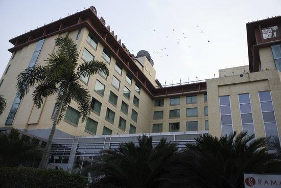 Ramada Jaipur: The hotel