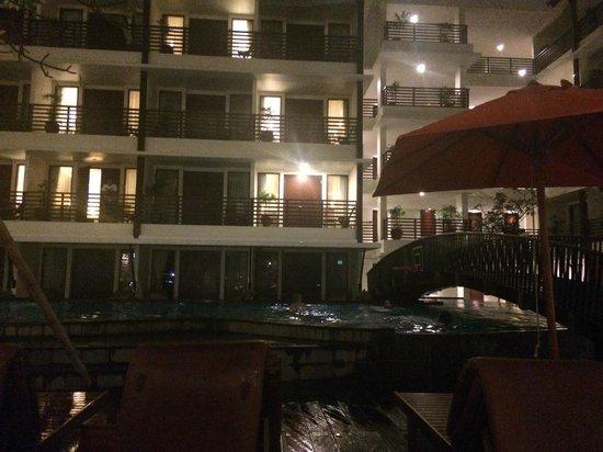 Sun Island Hotel Kuta : Pool