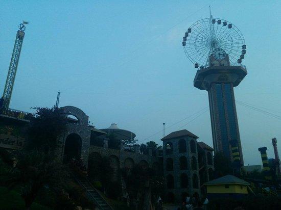 Wonderla Resort : Wonderla Park