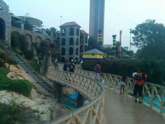 Wonderla Resort : Wonderla Theme Park