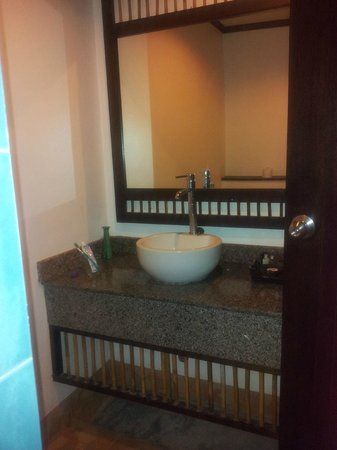 Railay Princess Resort and Spa: Bathroom