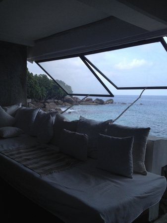 Bliss Hotel Seychelles : From the reception