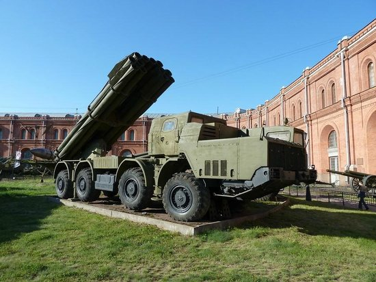 Military Historical Artillery Museum : Military Historical Museum of Artillery