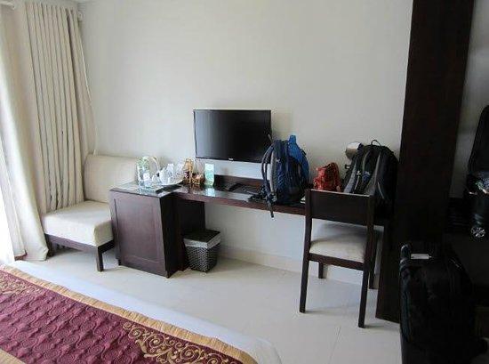 Vinh Hung Emerald Resort : Zimmer_Bild1