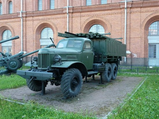 Military Historical Artillery Museum: Military Historical Museum of Artillery
