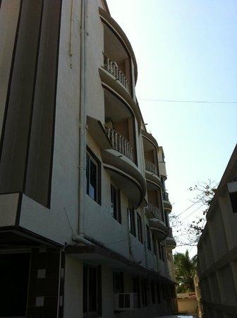 Hotel Cidade de Diu: Exterior of Hotel