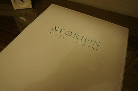 Neorion Hotel: Information