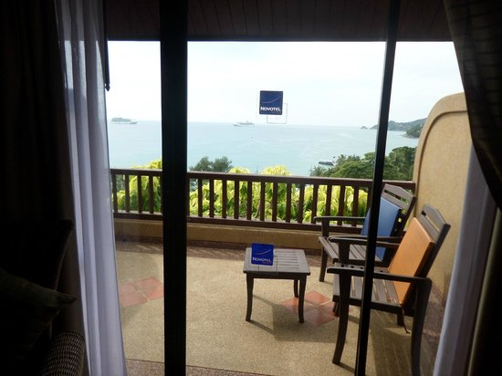 Novotel Phuket Resort : Ocean View