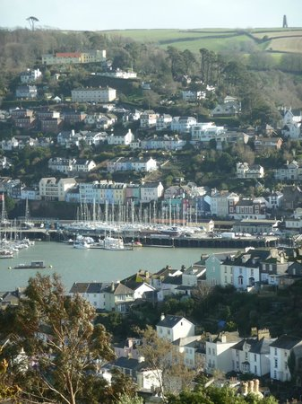 The Dartmouth Boutique B&B: our view