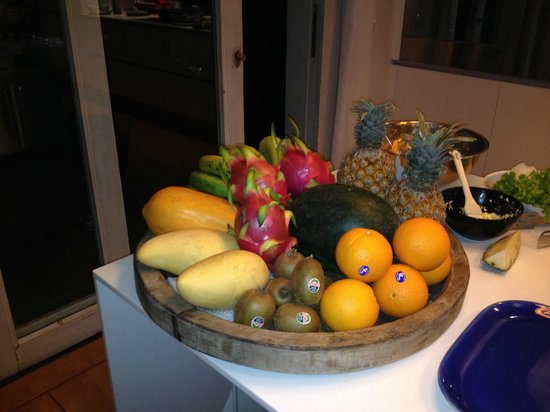 Villa Belle : Obst zur freien Entnahme