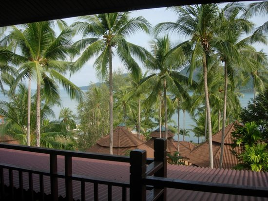 The Aiyapura Koh Chang : View from 608's balcony