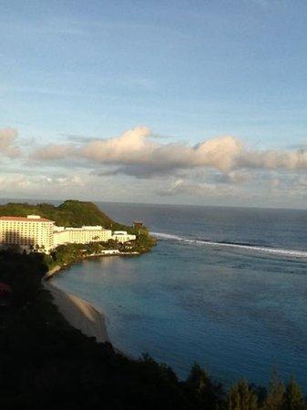 Pacific Islands Club Guam : iz komnaty