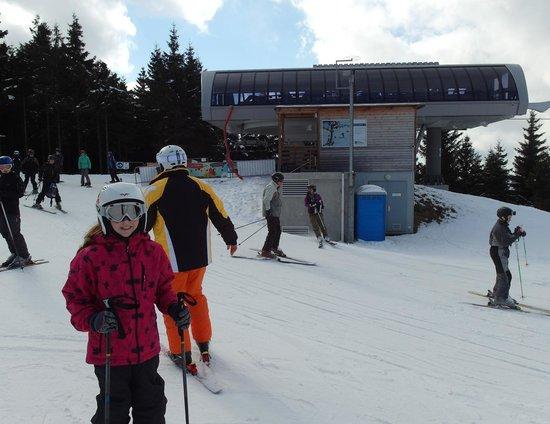 Wellness Hotel Diana : Kouty ski resort