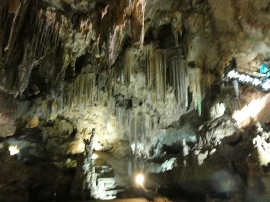 Cueva de Nerja: Mooi