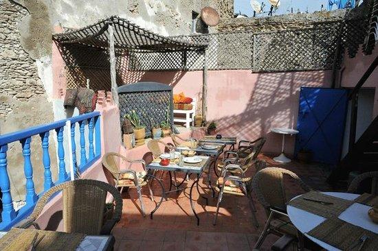 Chaabi chic : une autre terrasse