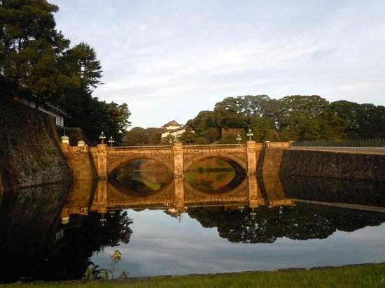 二重橋 - Photo de Two-tiered Bridge (Ni-ju Bashi), Chiyoda - TripAdvisor