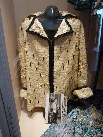 Zeki Muren Arts Museum: One of his interesting costume.