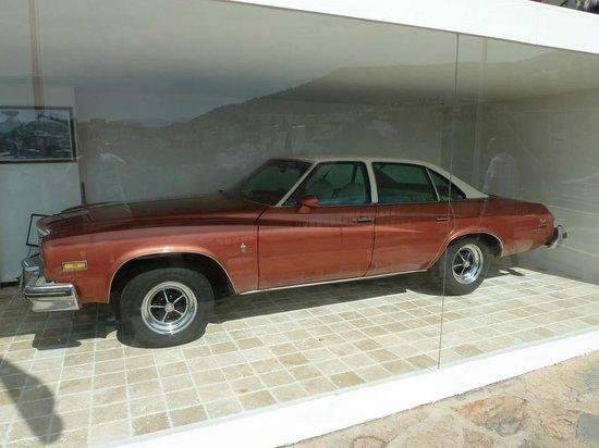 Zeki Muren Arts Museum: His lovely car