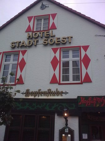 Hotel Stadt Soest