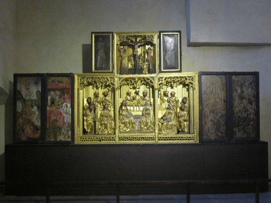 Niguliste Museum: The Holy Kinship Altarpiece