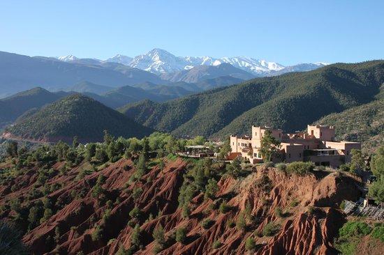 Kasbah Bab Ourika: Stunning location