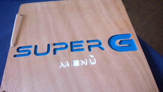 Super G Italian Mountain Lodge: Enjoy!