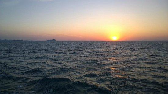 Kon-Tiki Krabi Diving & Snorkeling Center - Krabi: Great way to end a day
