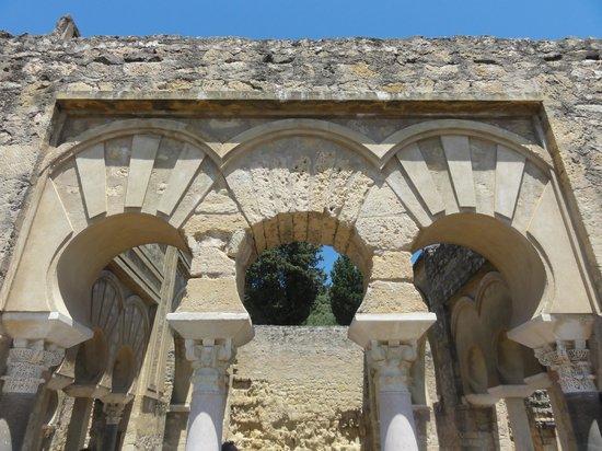 Conjunto Arqueológico Madinat Al-Zahra: poort
