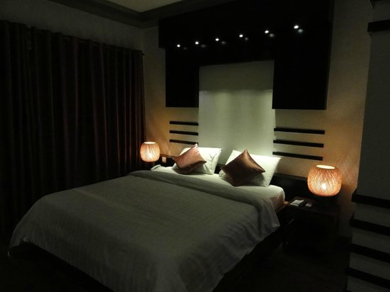 Diamond D'Angkor Boutique: Double room