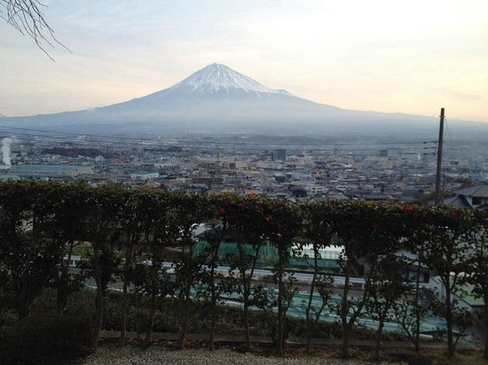 Ryokan Tachibana : View from the room