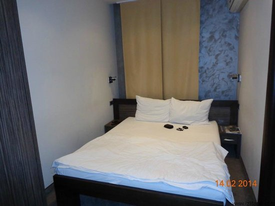 Villa Mystique: Small double room