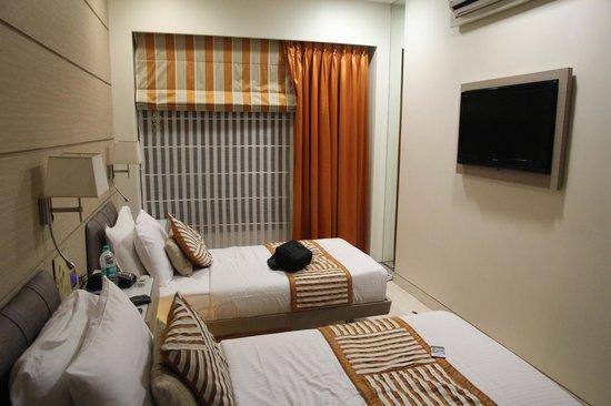 Residency Hotel: Интерьер